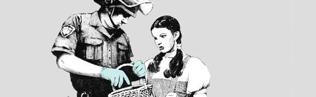 Banksy & the Visual Metaphor