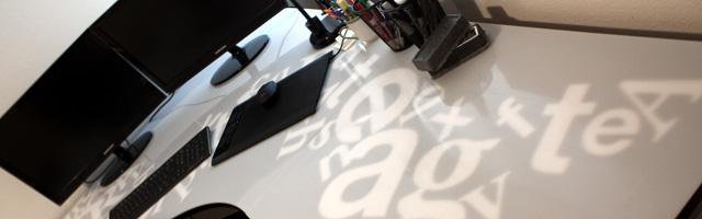 My Typographic Desk